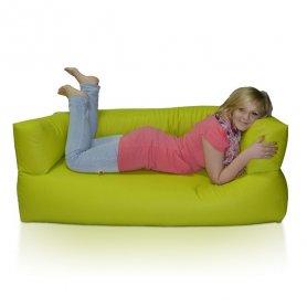Relaks Säkkituoli sohva PUFFA, NL-kangas