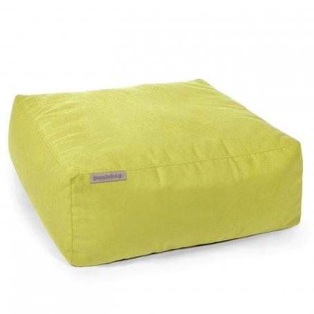 Säkkituoli Pushbag CHAIR JA EASY soft kangas, lime