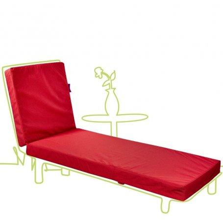 Flat Outbag aurinkotuolin istuintyyny