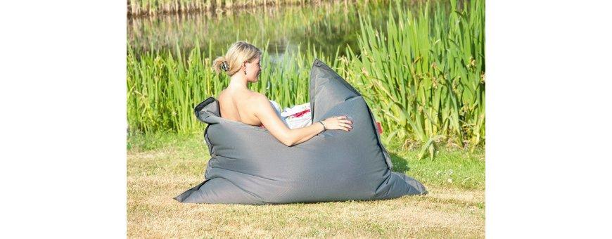 Säkkituolit ulos, Outbag tyynymallit