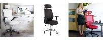Lepakkotuoli Varax OneLeg yksijalkainen tuoli