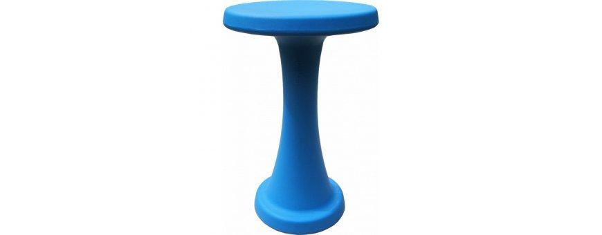 OneLeg yksijalkainen tuoli on täydellinen koulussa, sisällä tai ulkona