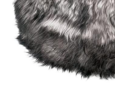 Silver DT long wool