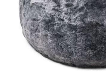 Short grey brisa wool